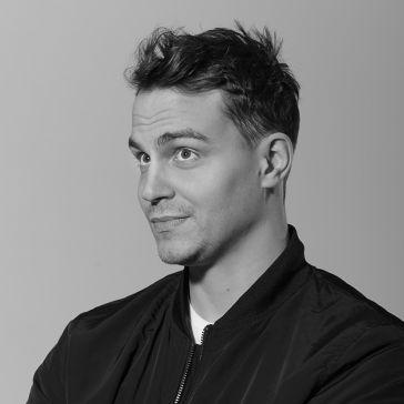 Roman Parák - Media Assitant