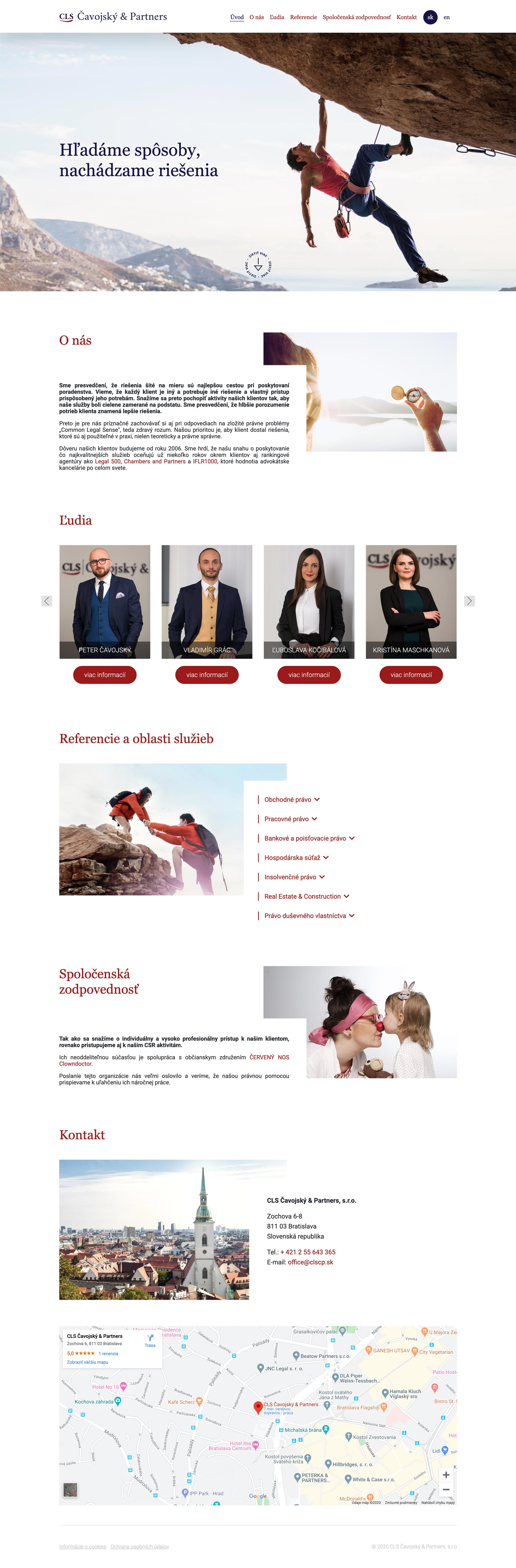 CLS Čavojský & Partners